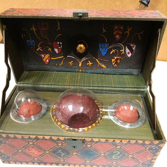 Harry Potter: Collectible Quidditch Set - Accessor